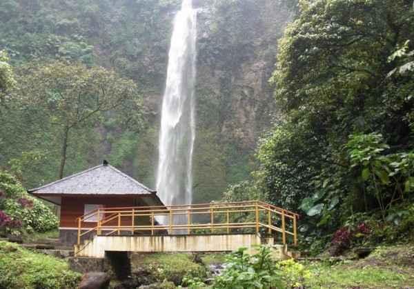 Wisata Alam Bandung Utara Curug Cimahi
