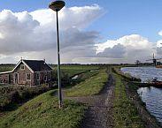 Omslagfoto Werry Crone / Hollandse Hoogte. PBL rapport Het Groene Hart in beeld: een uniek veengebied midden in de Randstad