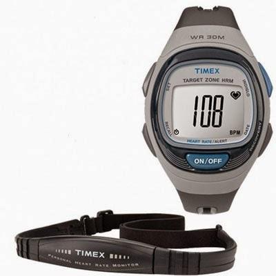 Reloj Monitor de Ritmo Cardíaco Timex T5K541