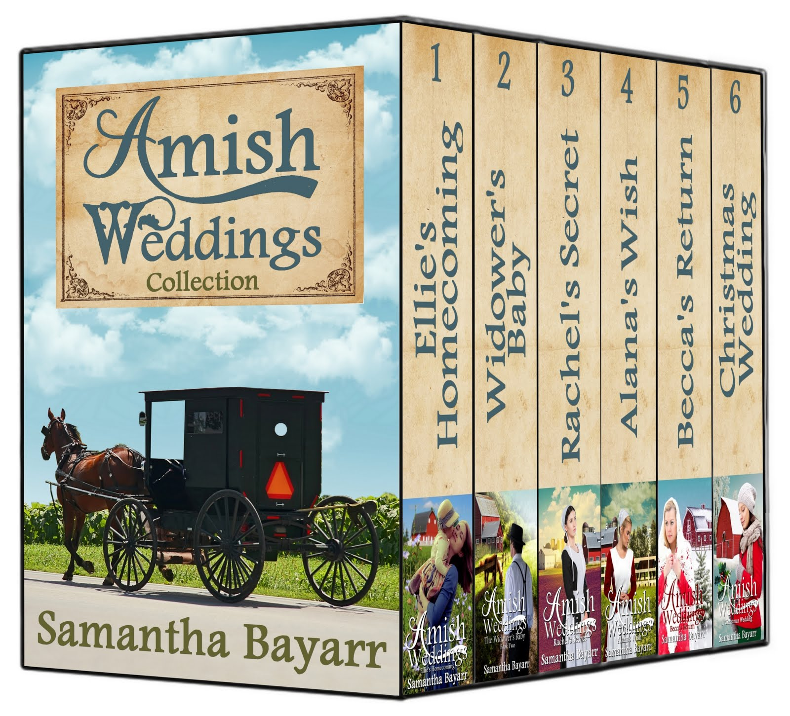 Amish Wedding Collection