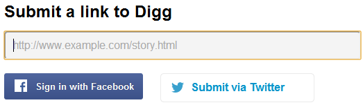 New Digg v1 Is Now Up And Running With New Design
