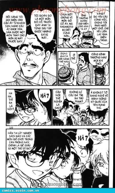 Detective Conan - Thám Tử Lừng Danh Conan chap 539 page 16 - IZTruyenTranh.com