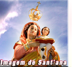 IMAGEM DE SANT&#39;ANA