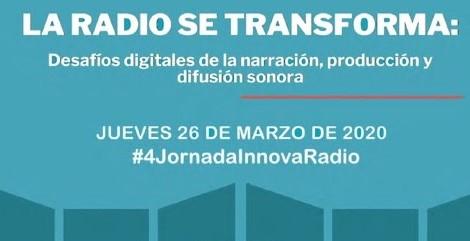 26-f: LOS 'DESAFÍOS DIGITALES' DE LA #RADIO