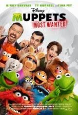 Muppets 2: Los M�s Buscados (2014)