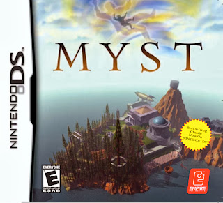 Myst (3DS USA)