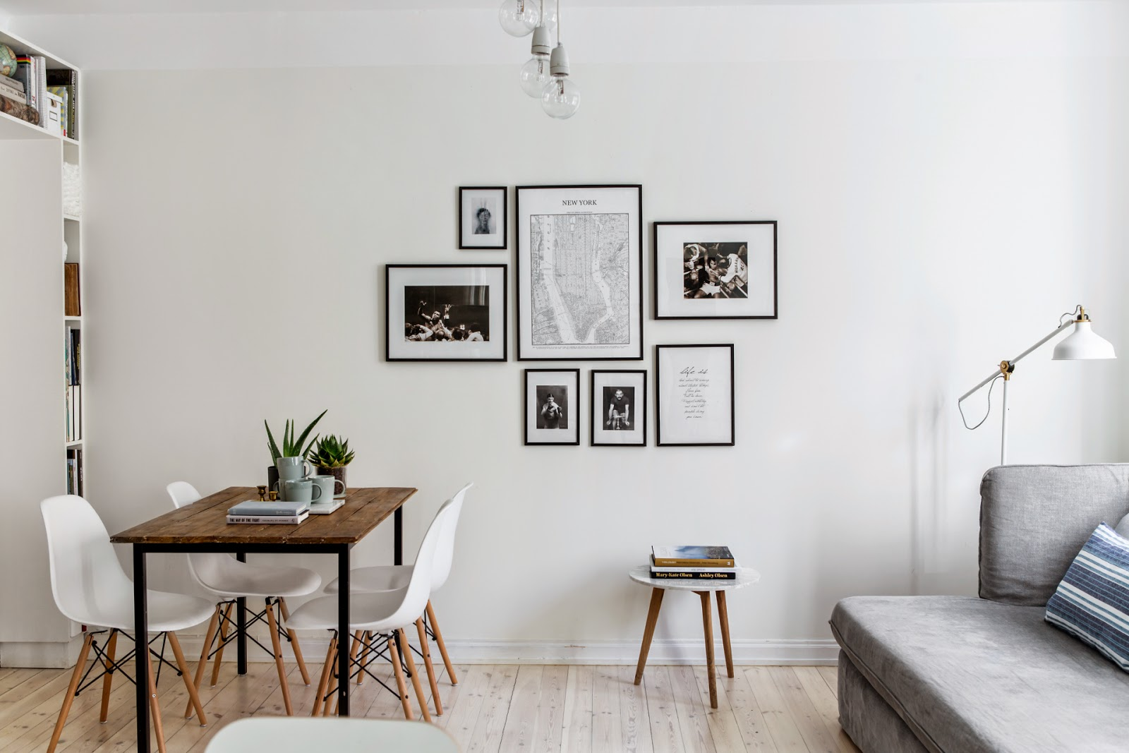 A Love For Grey blog, Scandinavian Interior Design, Scandinavian living room
