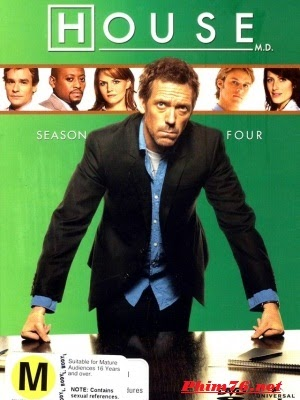 Bác Sĩ House Phần 4 - House MD Season 4