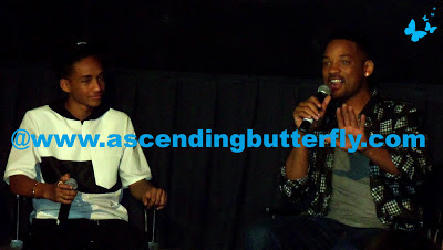 Jaden Smith, Will Smith,The Moms, After Earth