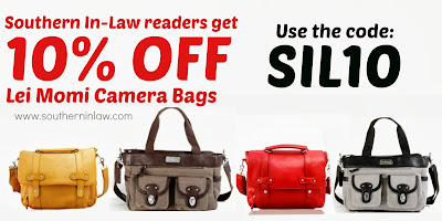 Lei Momi Camera Bag Discount Coupon Code