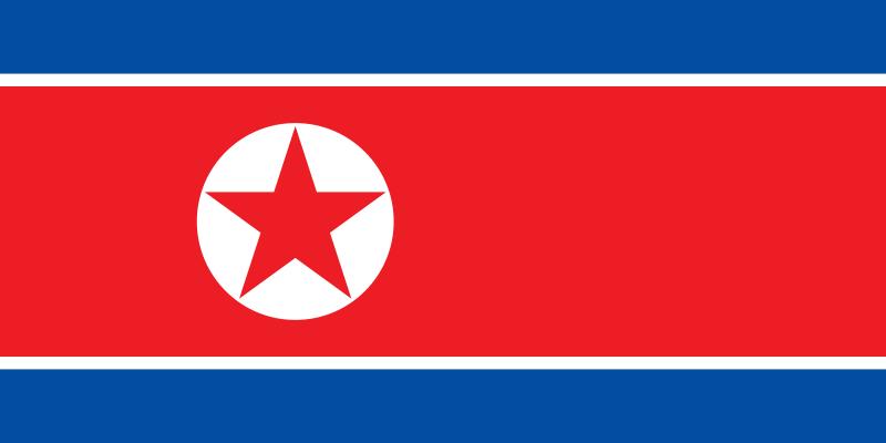 A Coreia do Norte é um dos países mais fechados do mundo e está localizada  no leste asiático.Contudo 4d450e50b40d0
