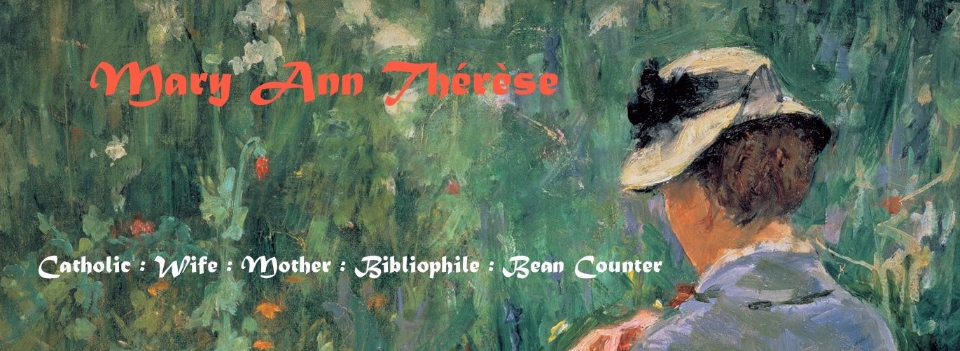 Mary Ann Thérèse