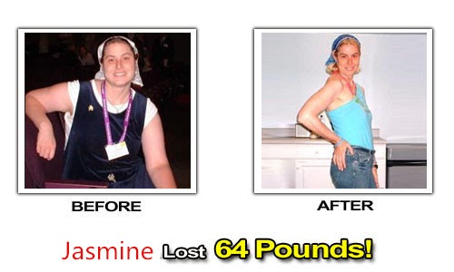 Jasmine use Fruit Plant Diet Pills lose weight succeed