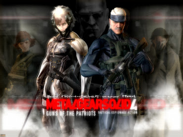 #18 Metal Gear Solid Wallpaper
