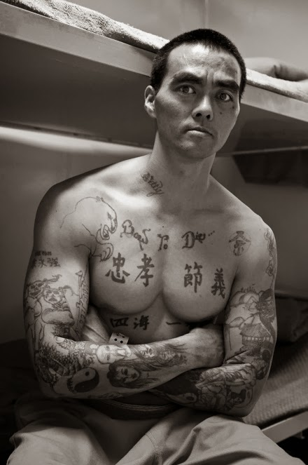 Gombal tattoo designs prison tattoos and their meanings for Prison tattoo pictures