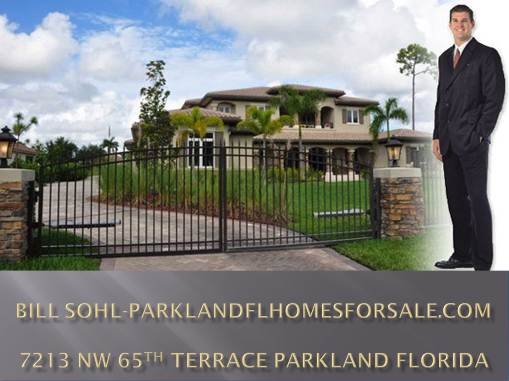 parkland florida real estate october 2012