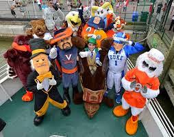 We love mascots !