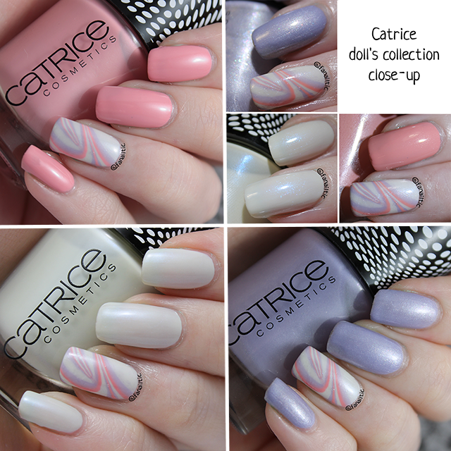 "catrice ""doll's collection"""