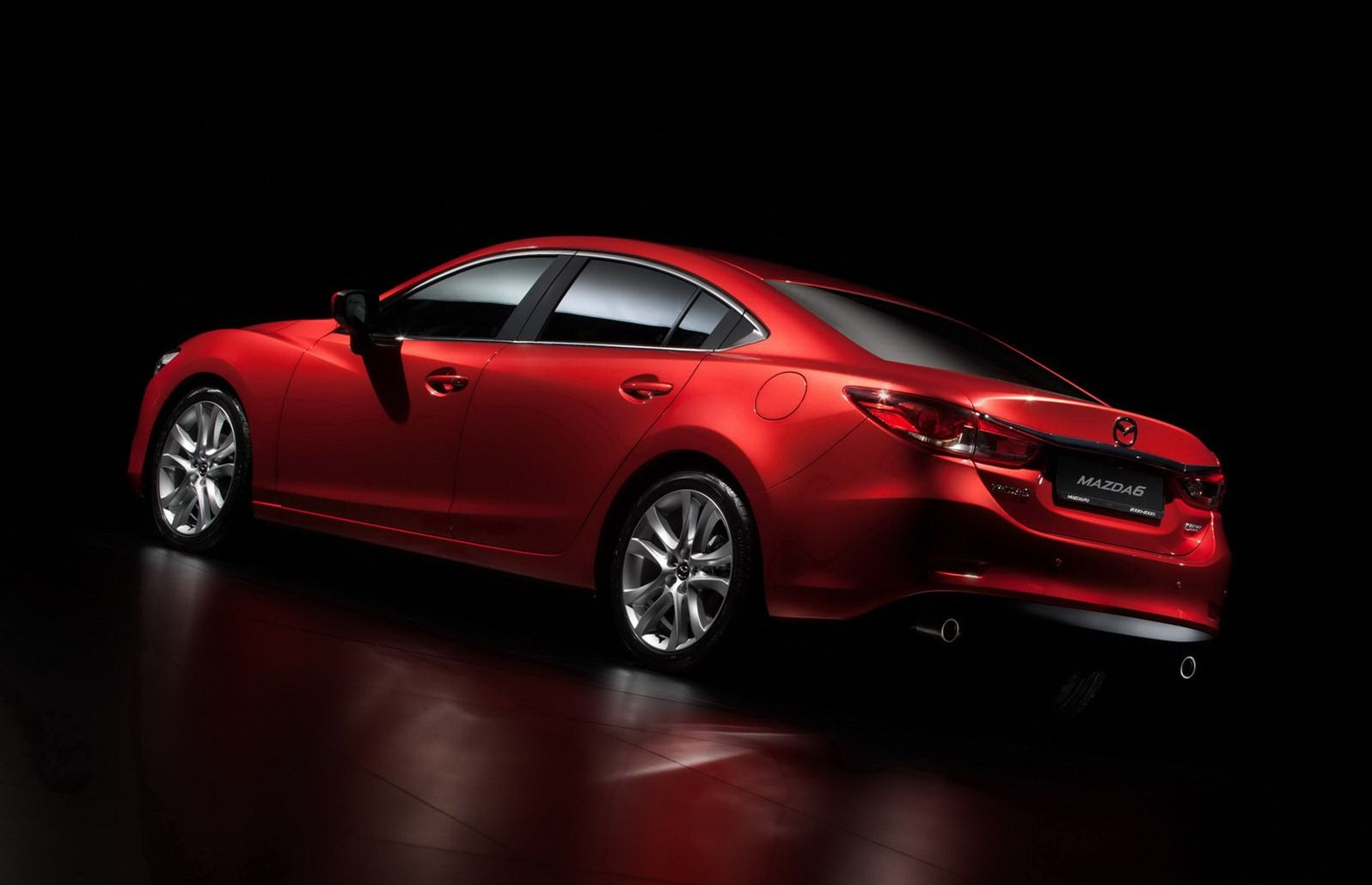 in4ride brand new 2013 mazda6 shows up. Black Bedroom Furniture Sets. Home Design Ideas