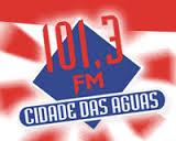 Rádio Cidade das Águas FM 101,3 Amparo SP