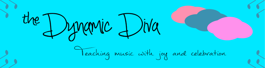 The Dynamic Diva: A Music Teacher Blog