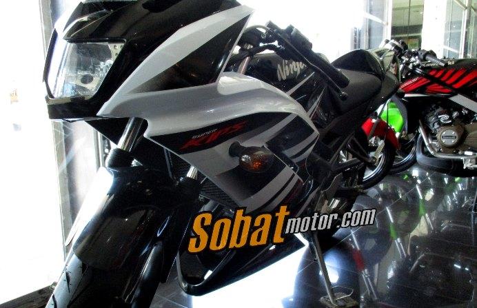 Pasca discontinue . . kini harga Kawasaki Ninja 150RR Special Edition di kota Medan hanya naik 1 Juta rupiah saja ?