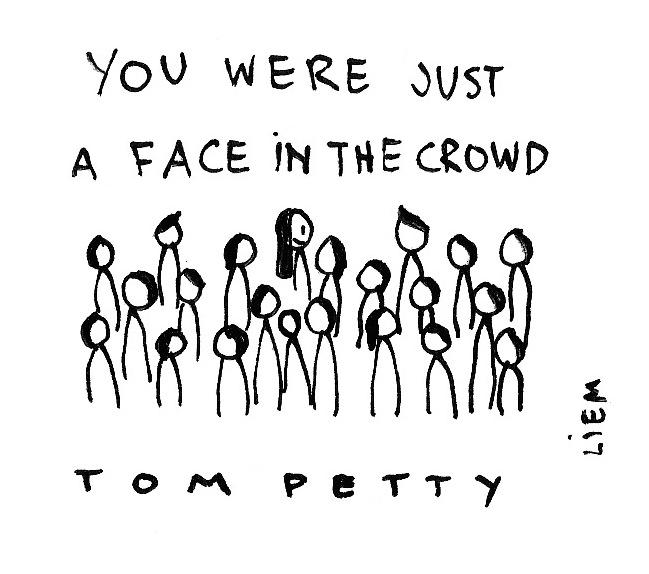 Face in the Crowd Lyrics