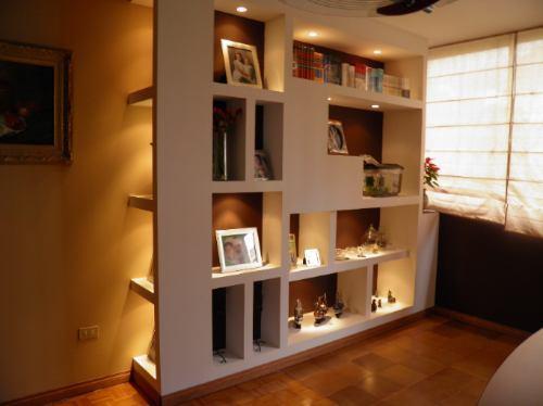Easy home yeso en uruguay for Muebles modernos montevideo