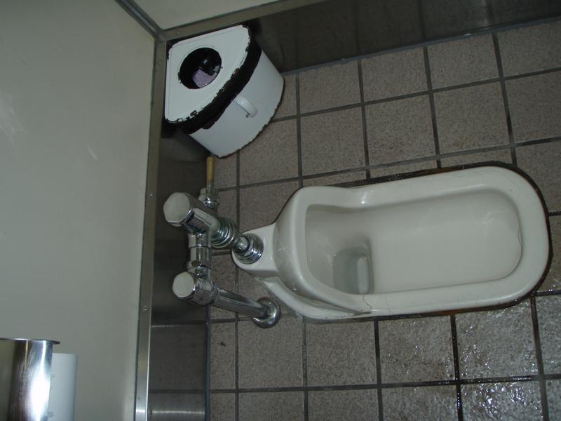 Hokkaido kudasai public toilets in japan for Public bathrooms in japan