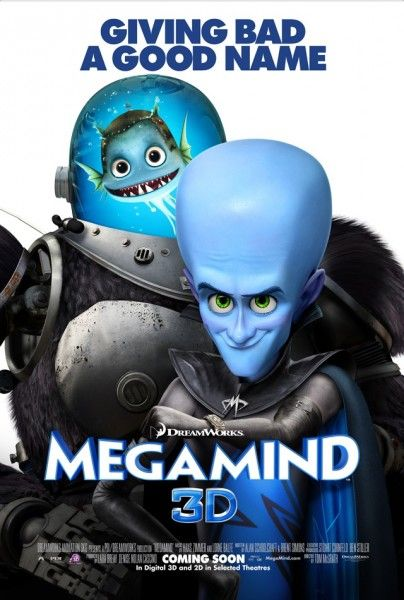 Megamind 3D DVDRip Espaol Latino Descargar 1 Link 2010 
