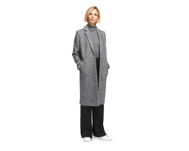 whistles grey coat, whistles herringbone coat, whistles maxi coat,
