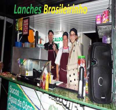 LANCHES BRASILEIRINHO BORRAZÓPOLIS