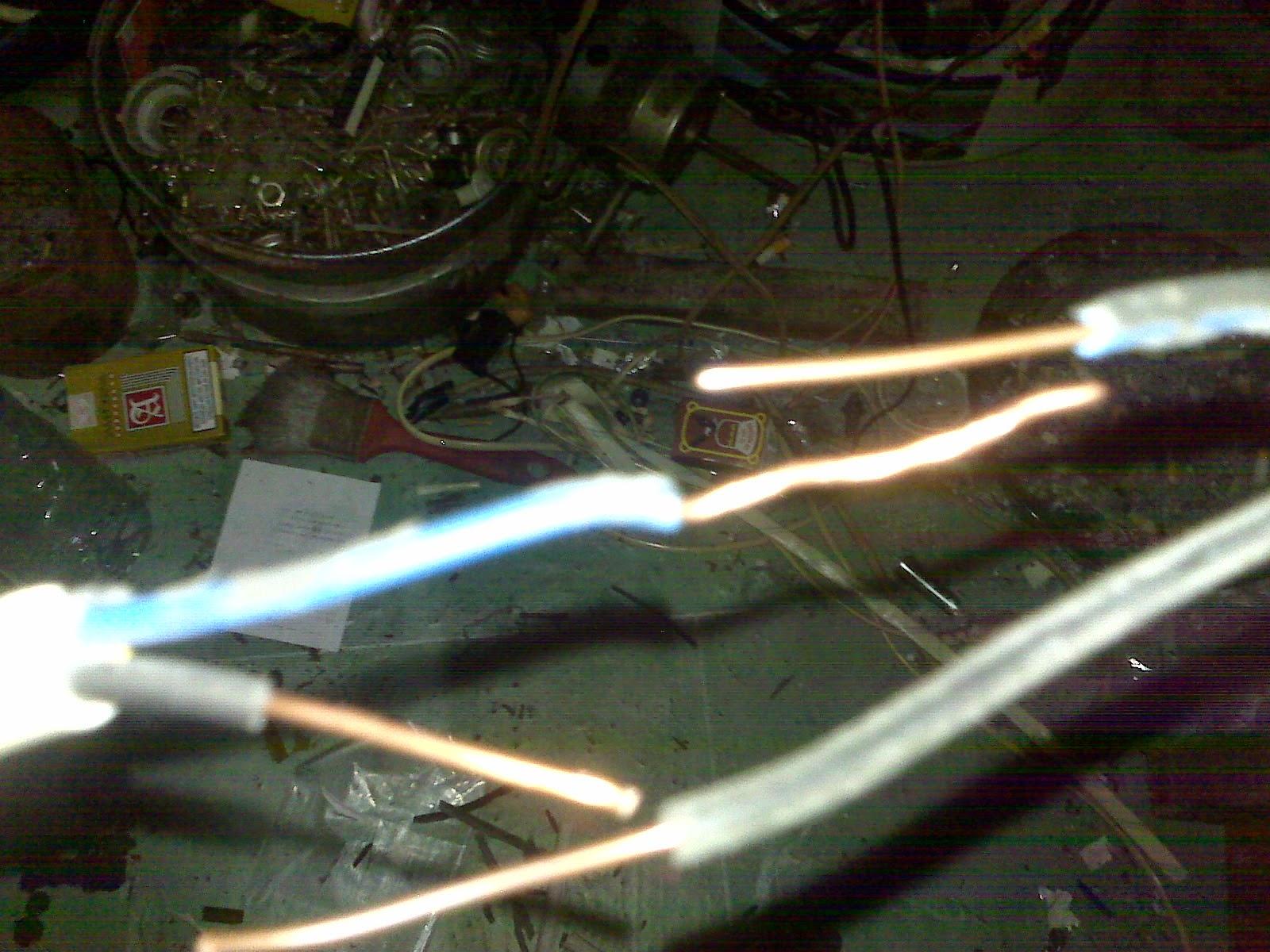 cara aman menyambung kabel