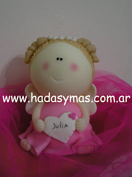 Angelita para torta