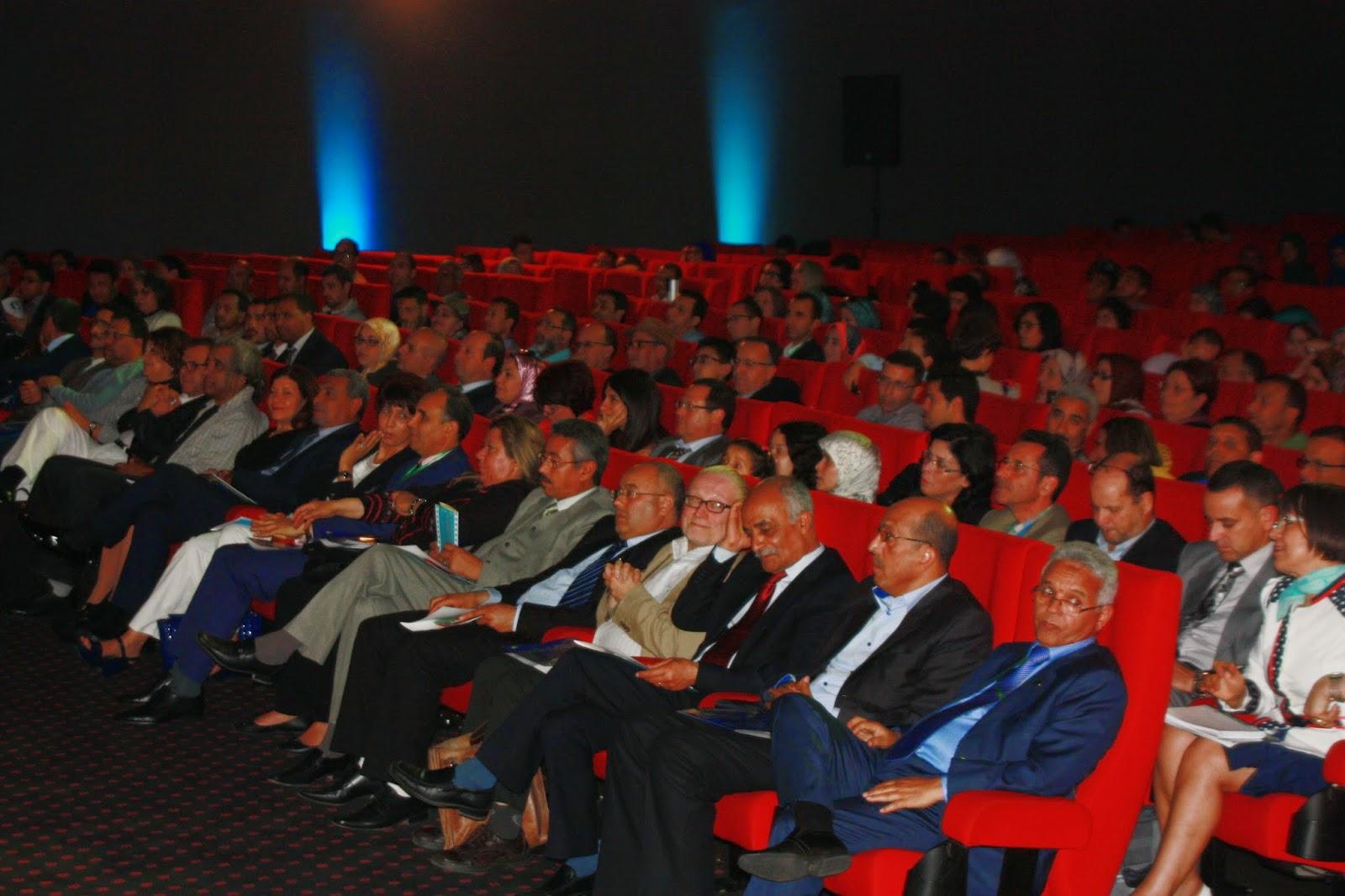 فعاليات اليوم الأول من المهرجان الوطني للفيلم التربوي بفاس
