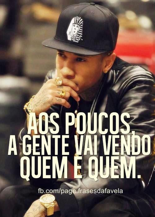 Frases da favela para o facebook