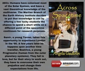 Across Spacetime by Angela Guidolin