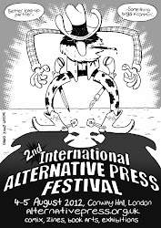 2nd International Alternative Press Festival