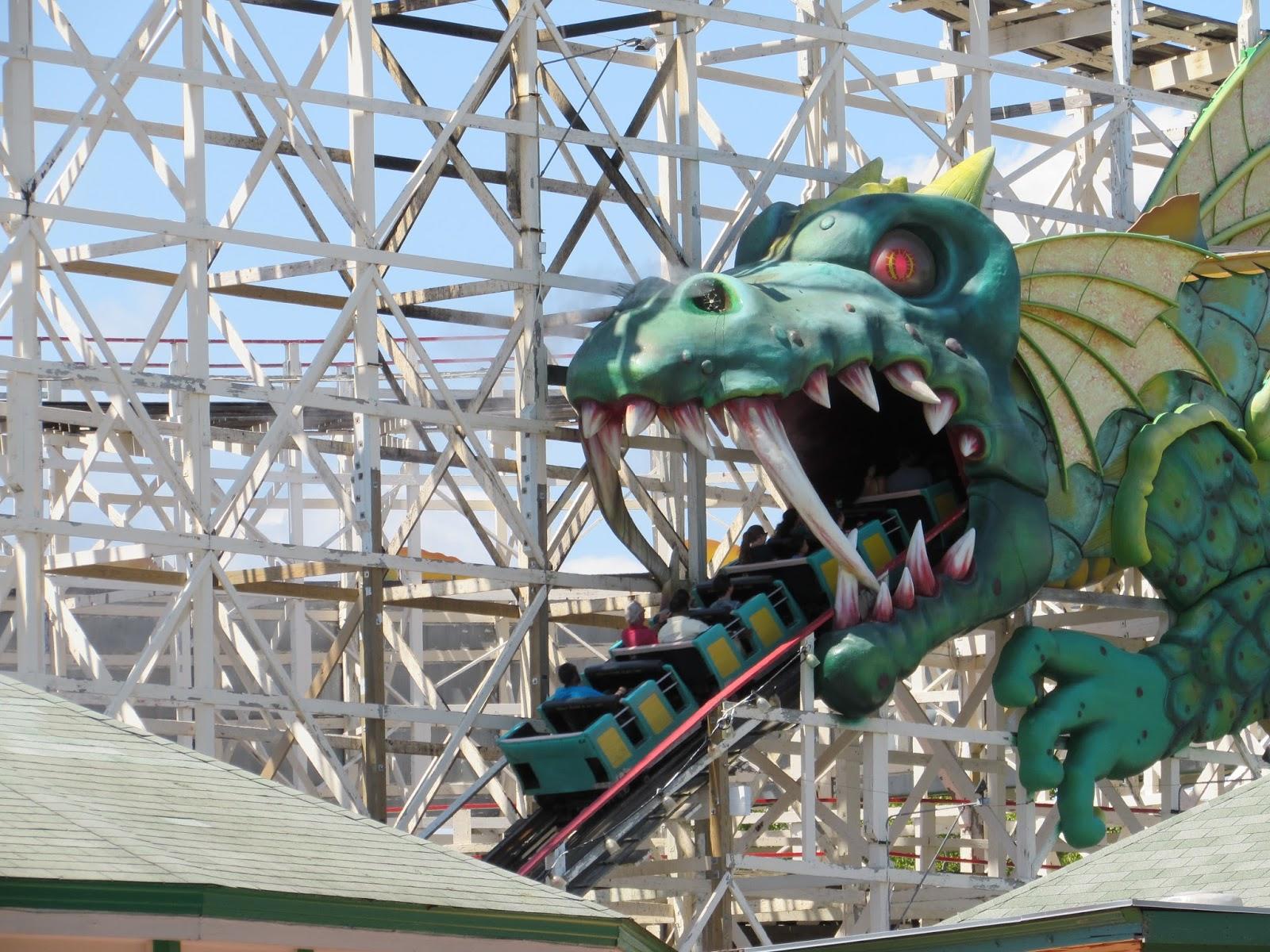 Rye Playland, Rye, New York, August 2015 | Coaster Talk No BS Zone