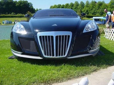 Maybach Exelero - Expensive Car In The World