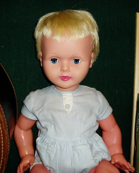 bambole vintage - bambolotto Ratti