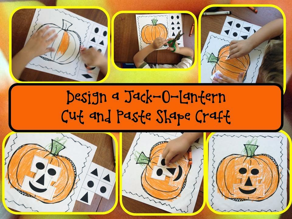 jack o lantern craft ideas