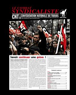 Le Combat Syndicaliste