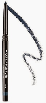 Make Up For Ever Artist Liner in Matte Navy Blue S-20, Fall 2014 Collection
