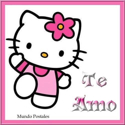 El Mundo de Kitty*: Postales Hello Kitty