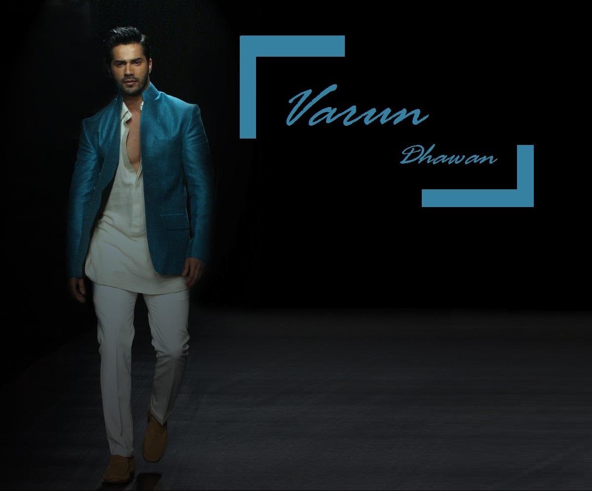 Varun Dhawan HD Wallpapers Free Download