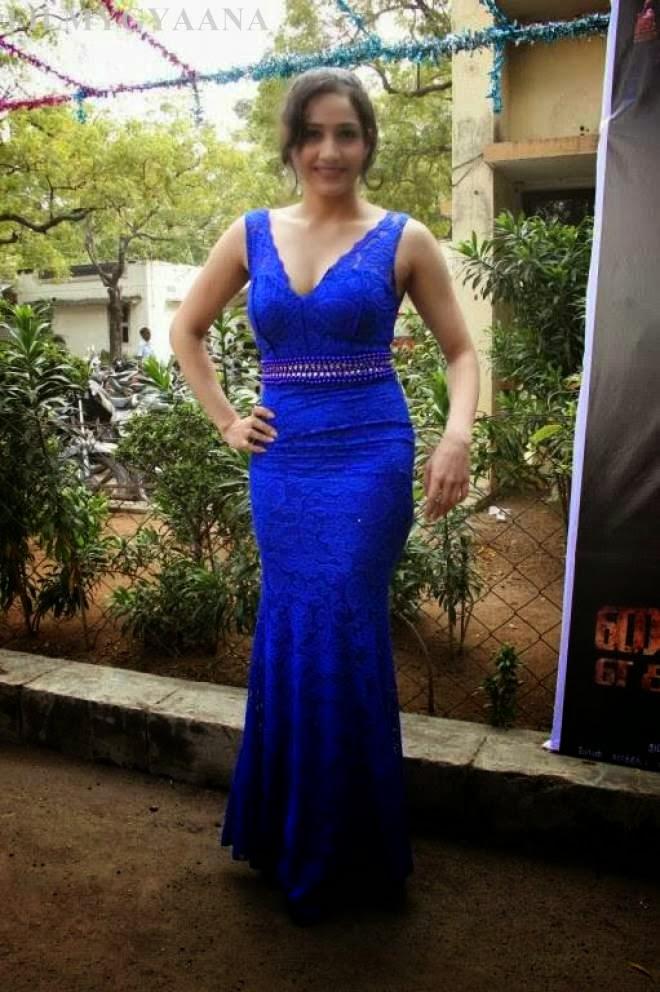 Komal Sharma at Vaigai Express Movie Launch Photos