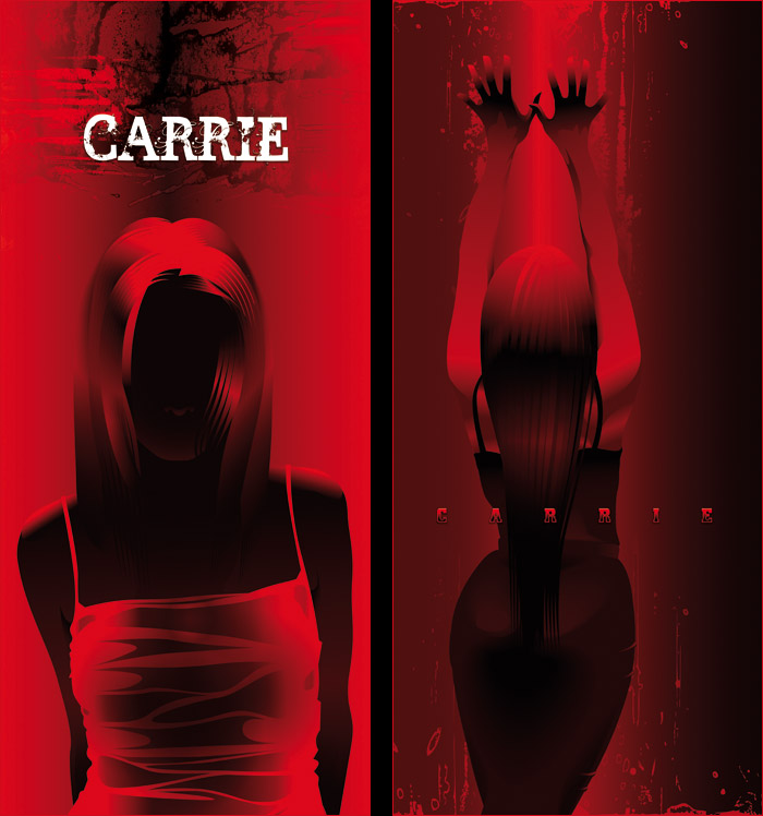 Carrie - Chapter 1 by Regis Lagoeyte