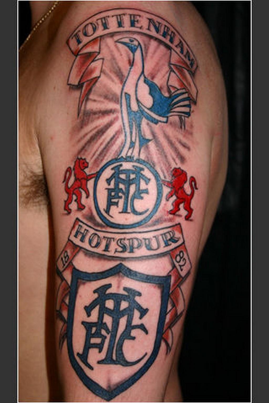 ink tottenham hotspur footy fair