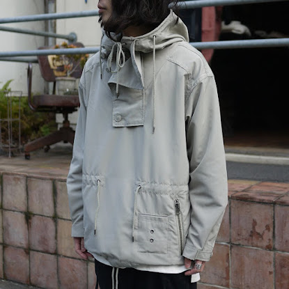 "EGO TRIPPING / ""MILITARY MOUNTAIN PARKA"""